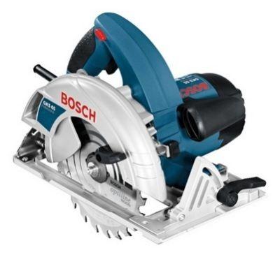 Ручная циркулярная пила Bosch GKS 65 Professional