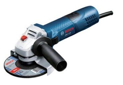 Одноручная углошлифмашина (болгарка) Bosch GWS 7-125