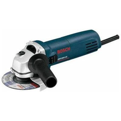 Одноручная углошлифмашина (болгарка) Bosch GWS 850 CE