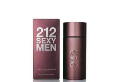 Туалетная вода CAROLINA HERRERA 212 Sexy Men 100 ml (мужская)