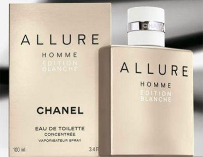 """Туалетная вода CHANEL """"Allure Homme Edition Blanche"""" 100 ml (мужская)"""