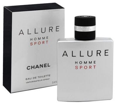 """Туалетная вода CHANEL """"Allure Homme Sport"""" 100 ml (мужская)"""
