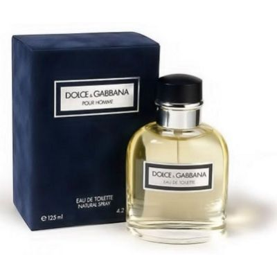 """Туалетная вода DOLCE & GABBANA """"Pour Homme"""" 125 ml (мужская)"""