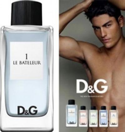 """Туалетная вода DOLCE & GABBANA """"Le Bateleur 1"""" 100 ml (мужская, женская)"""