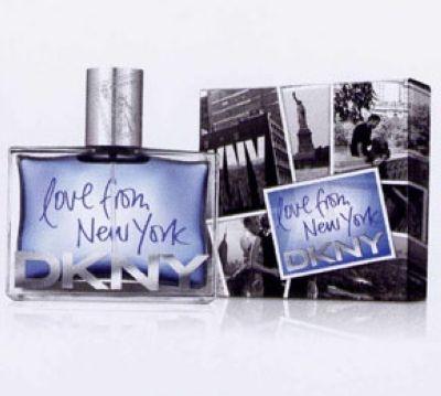 """Туалетная вода DONNA KARAN (DKNY) """"Love from New York for Men"""" 90 ml (мужская)"""