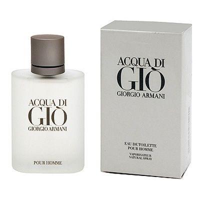 "Туалетная вода GIORGIO ARMANI ""Aqua di Gio"" pour homme 100 ml (мужская)"