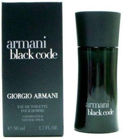 "Туалетная вода GIORGIO ARMANI ""Armani Black Code"" 100 ml (мужская)"
