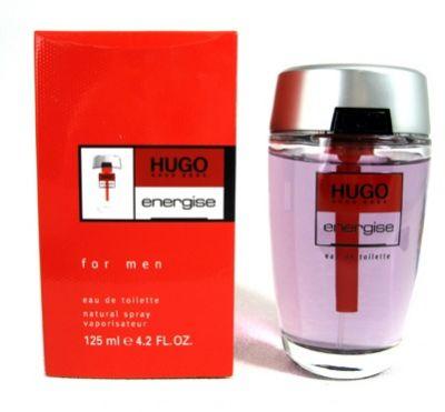 """Туалетная вода HUGO BOSS """"Energise for man"""" 125 ml (мужская)"""