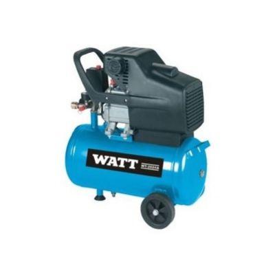 Компрессор Watt WT-2024C 24 л, 2 л.с., 220 л/мин, 28 кг + набор Profi (5 предметов)