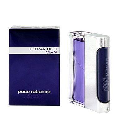 """Туалетная вода PACO RABANNE """"Ultraviolet Man"""" 100ml (мужская)"""