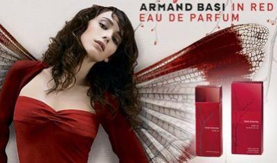 """Туалетная вода ARMAND BASI In Red"""" eau de parfum 100 ml (женская)"""""""