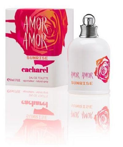 Туалетная вода CACHAREL Amor Amor Sunrise 100 ml (женская)