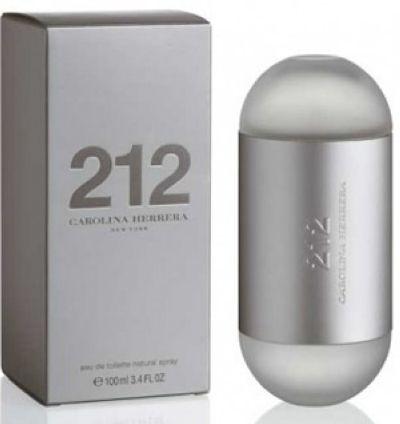 Туалетная вода CAROLINA HERRERA 212 60 ml (женская)