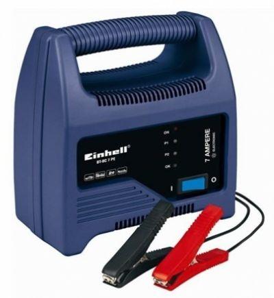 Зарядное устройство для автомобильных аккумуляторов Einhell BT-BC 7 PE