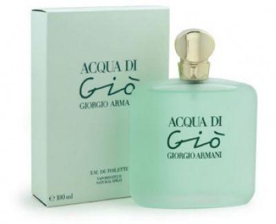 "Туалетная вода GIORGIO ARMANI Aqua di Gio"" 100 ml (женская)"""
