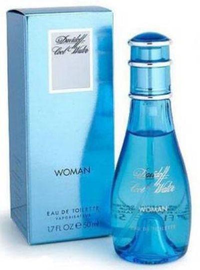 "Туалетная вода DAVIDOFF Cool Water Woman"" 100 ml (женская)"""