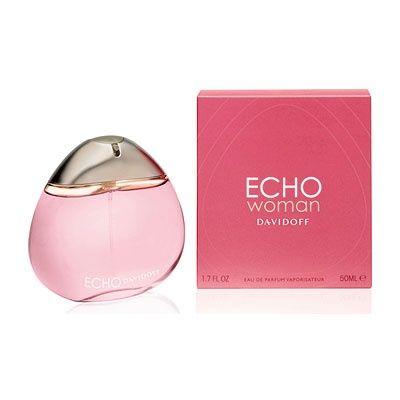 """Туалетная вода DAVIDOFF Echo Woman"""" 100 ml (женская)"""""""