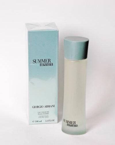 "Туалетная вода GIORGIO ARMANI Armani Summer Mania Eau Fraiche pour Femme"" 100 ml (женская)"""