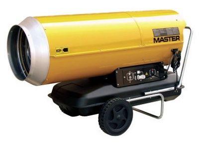 Нагреватель воздуха с прямым нагревом высокого давления Master B 360