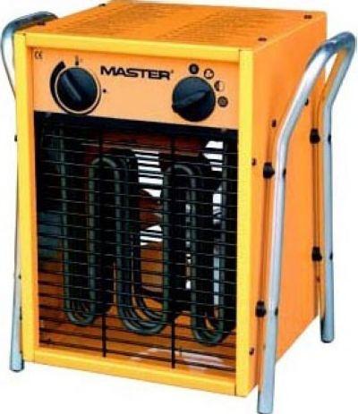 Тепловая пушка электрическая (тепловентилятор) Master B 22 EPB