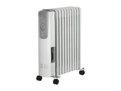 Масляный обогреватель ECO FHС15-9 STANDART, 1,5 кВт, 9 секций
