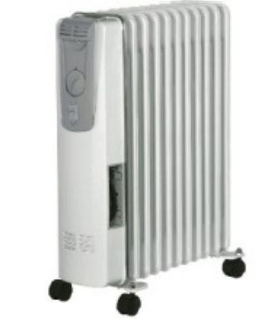 Нагреватель маслянный ECO FHС20-11 STANDART (2,0кВт, 11 ребер)