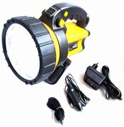 Светодиодный аккумуляторный фонарь Watt WHL-373 Indiana