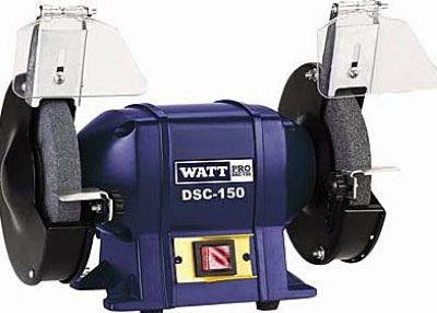 Точильный станок Watt Pro DSC-150 круг 150х20х32