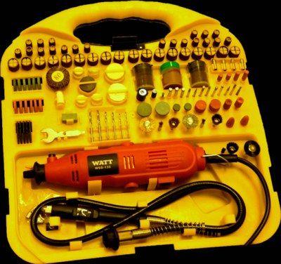 Прямошлифовальная машина Watt WSG-135