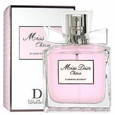 "Туалетная вода CHRISTIAN DIOR ""Miss Dior Cherie Blooming Bouquet"" 100 ml (женская)"