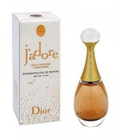 """Туалетная вода CHRISTIAN DIOR """"Jadore Gold Supreme (Divinement Or) 100 ml (женская)"""