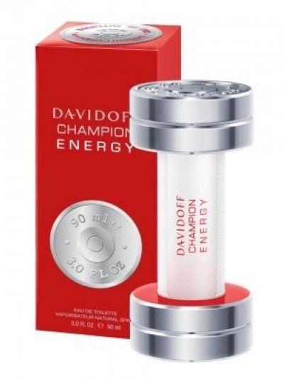 """Туалетная вода DAVIDOFF """"Champion Energy"""" 90 ml (мужская)"""