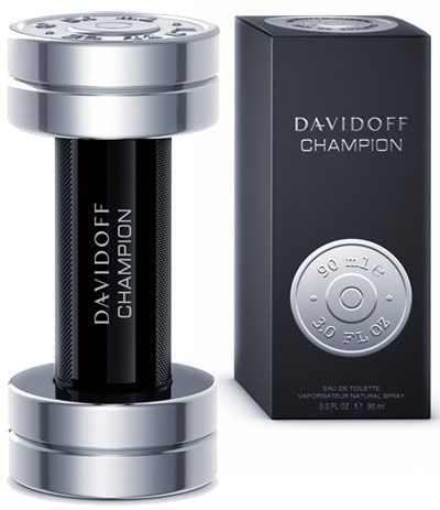 "Туалетная вода DAVIDOFF ""Champion"" 90 ml (мужская)"