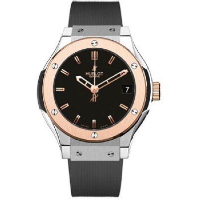Часы наручные мужские HUBLOT Classic Fusion 581.NO.1180.RX реплика