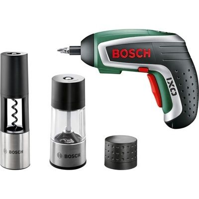 Аккумуляторная отвертка Bosch IXO Gourmet