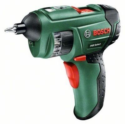 Аккумуляторная отвертка Bosch PSR Select