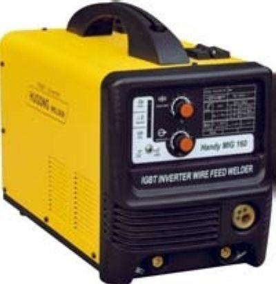 Полуавтоматический сварочный аппарат Hugong HANDY MIG 160 (IGBT)