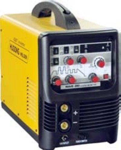 Однофазный профессиональный полуавтоматический сварочный аппарат Hugong WAVE 200 (IGBT)