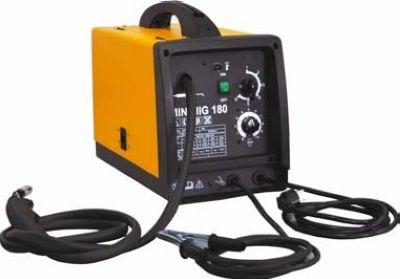 Полуавтоматический сварочный аппарат Hugong MINIMIG 180