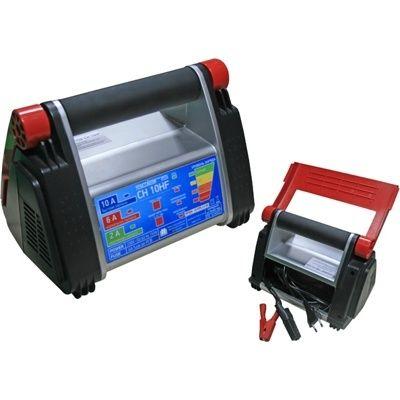 Зарядное устройство Solaris CH 10HF (12В, 2А/6А/10А)