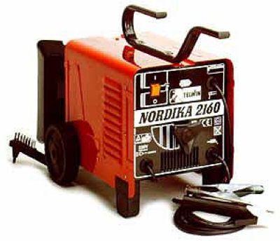 Трансформатор сварочный переменного тока TELWIN NORDICA 2160
