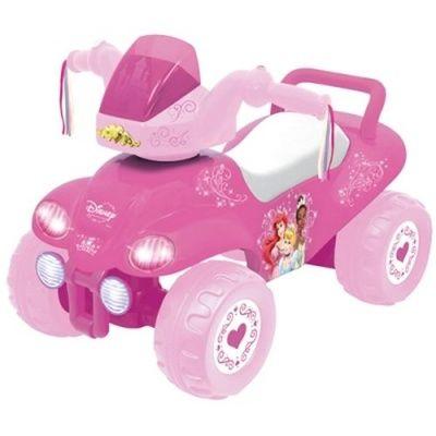 Kiddieland 047662 Квадроцикл Принцесса розовый (свет, звук)