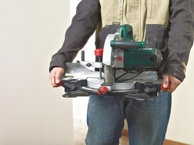 Торцовочная пила Metabo KS 216 M Laser cut, 1350 Вт.