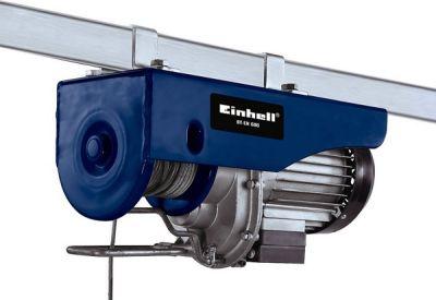 Электролебедка Einhell BT-EH 600 (таль электрическая)