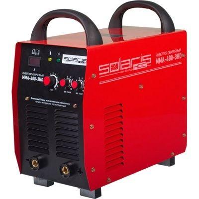 Инвертор сварочный Solaris MMA-400-3HD + AK (380В,40-400А)