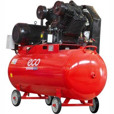 Воздушный компрессор ременной 4-х поршневой ECO AE-3000-75HD