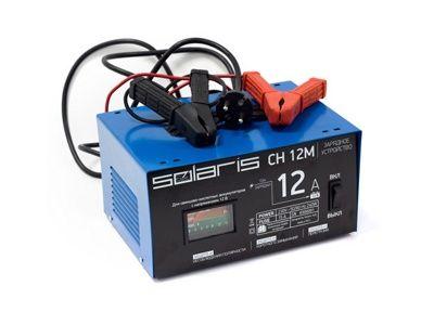 Зарядное устройство Solaris CH 12M (12В, 12А)