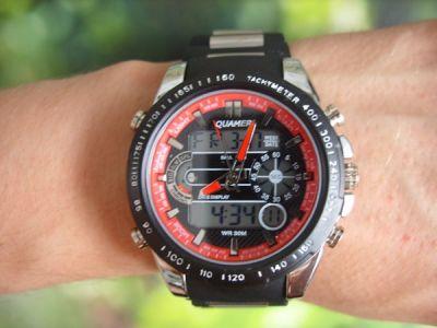 Часы наручные спортивные Quamer SD-1315