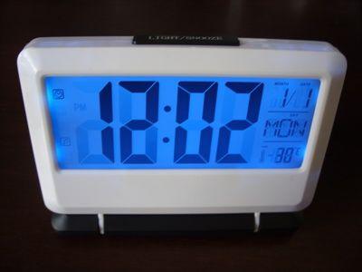 Часы настольные будильник Digital Clock dc-1201