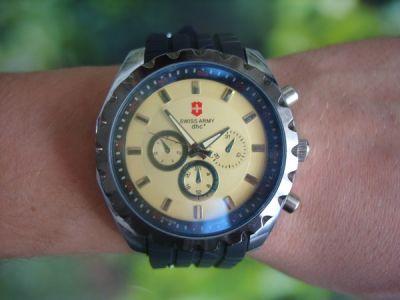 Часы наручные кварцевые Swiss Army реплика
